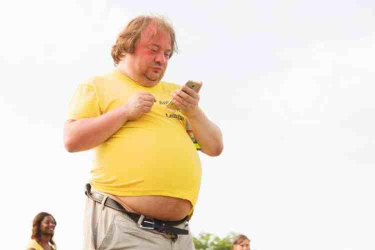 Perder barriga e gordura localizada