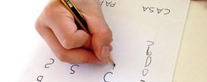 Rieducazione alla Scrittura
