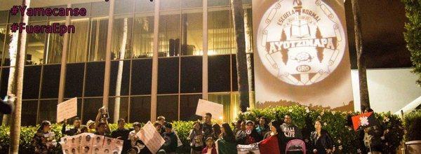 Oxnard, California: Noche de resistencia comunitaria, todos somos Ayotzinapa!