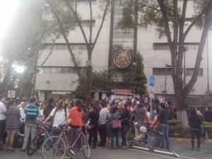 Solidaridad con presos del 20 de noviembre