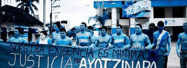 Desde La 72, desde nuestra más profunda indignación, nos sumamos a la exigencia ¡Justicia por Ayotzinapa!