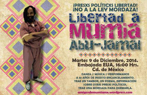 Libertad a Mumia 9 de diciembre