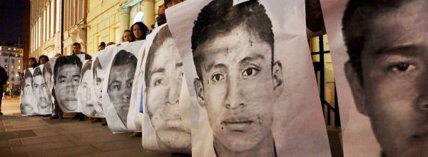 Londres con Ayotzinapa