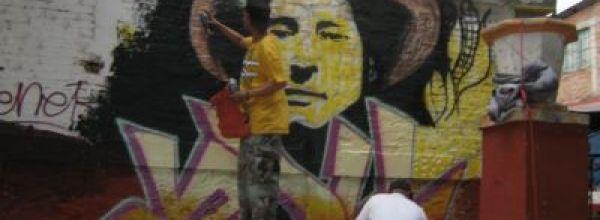 Hip hop activista por Ayotzinapa