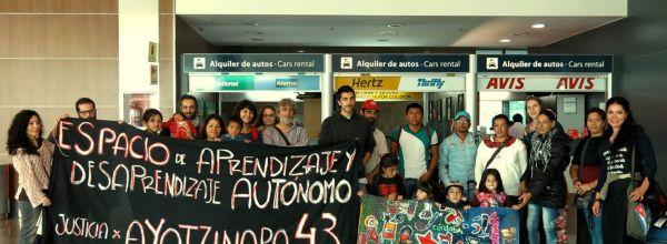 Sigue la Caravana 43 por Sudamérica