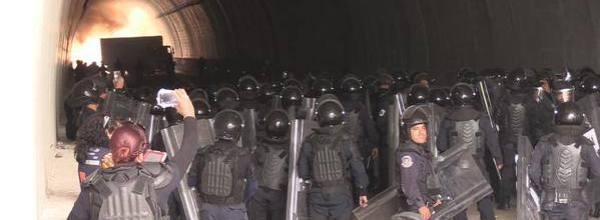 Organizaciones canadienses manifiestan su profunda preocupación por la violenta represión del estado mexicano en contra de su población civil