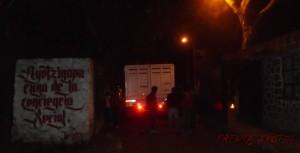 6 de junio Ayotzinapa en vela 2