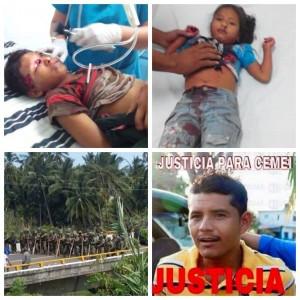 Militares asaltan Ostula a sangre y fuego