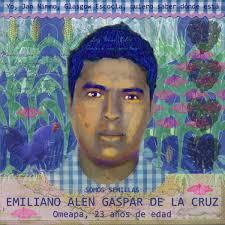 29 Emiliano Alen Gaspar de la Cruz 5