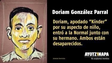 30 Doriam Gonzalez Parral