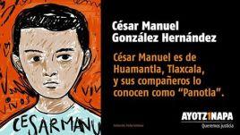 34 Cesar Manuel Gonzalez Hernandez 1