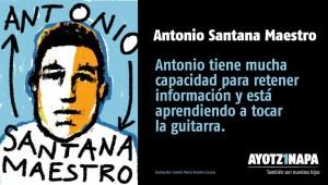 39 Antonio Santana Maestro 1