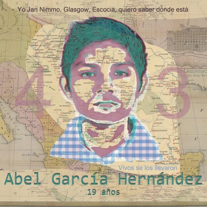 43 Abel Garcia Hernandez 9