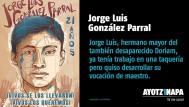 18 Jorge Luis Gonzalez Parral - 1