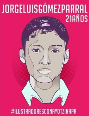 18 Jorge Luis Gonzalez Parral - 3