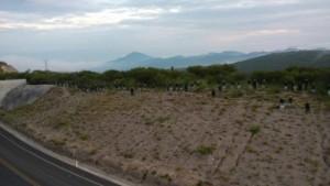 20150922 Bloqueo policiaco militar en el libramiento Tixtla-Chilpancingo