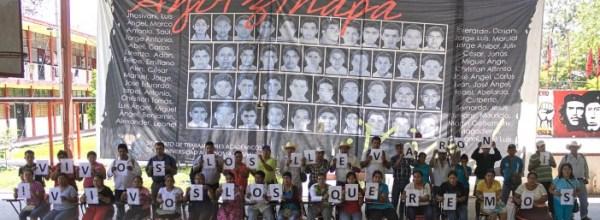 Expertos internacionales instan a Peña Nieto a esforzarse por los 43 de Ayotzinapa