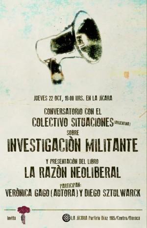 Conversatorio con el Colectivo Situaciones