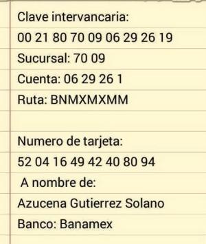 Ayotzinapa solidaridad con doña Azucena Gutierrez Solano