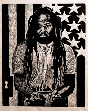Campaña Grafica por Mumia Abu Jamal