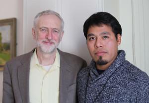 Ayotzinapa en Londres 3