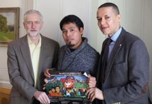 Ayotzinapa en Londres 4