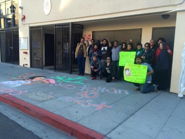 Ayotzinapa a 17 meses
