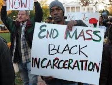 End mass Black incarceration