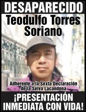 Teodulfo Torres El Tio