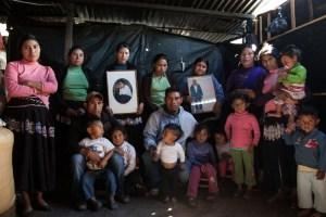 Banavil Justicia por la desaparición de Alonso Lopez Luna