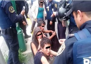 20160731 Detenidos Okupache