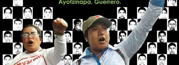 8 oct: Convocatoria a la Asamblea Nacional Popular en Ayotzinapa