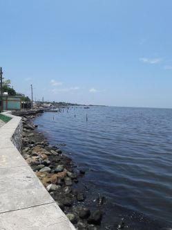 Daños en Puerto Arista 12