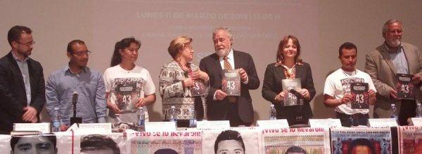 Se instala formalmente el mecanismo especial de cooperación y asistencia para el caso Ayotzinapa