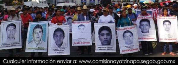 Ayotzinapa: Primera Jornada de Búsqueda de Información en Iguala, Guerrero