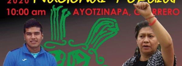 28 mar: Madres y Padres de Ayotzinapa convocan a Asamblea Nacional Popular