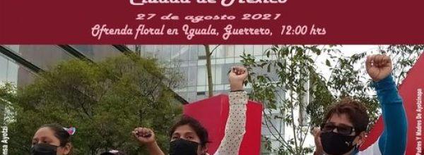 26 ago: Acción Global por Ayotzinapa y por México
