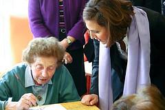 El apoyo a los enfermos de alzheimer