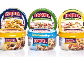 Ensaladas Bol de Isabel para una dieta sana en cualquier momento