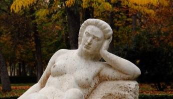 La mujer, musa de las artes