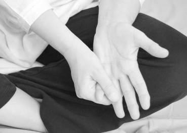 Nuestras manos y el automasaje