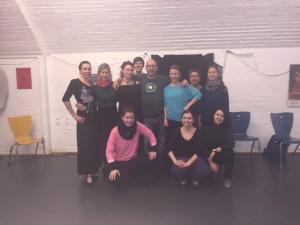 El Gamba Centro Flamenco Berlin 03:16