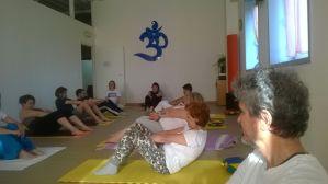 Notte Bianca dello Yoga (21 giugno 2016)