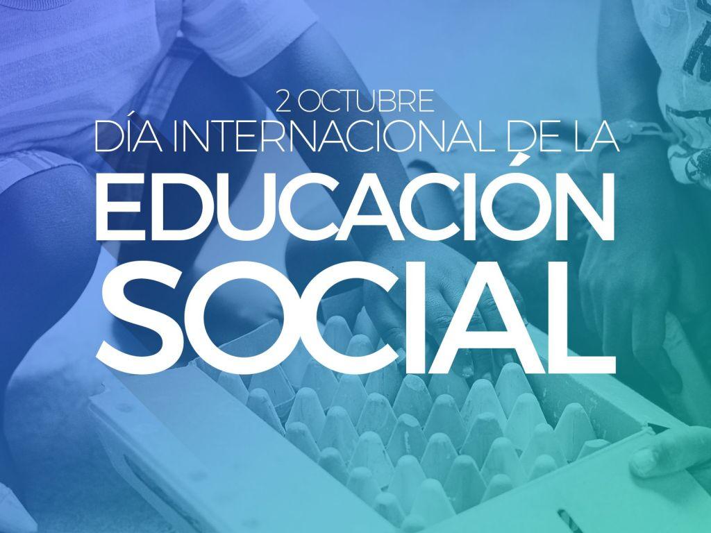2 de Octubre - Día de la Educación Social