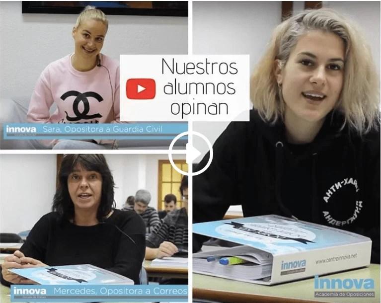 Opiniones de los alumnos de Centro Innova