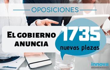 plazas empleo público 2019