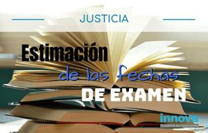 oposiciones ministerio de justicia