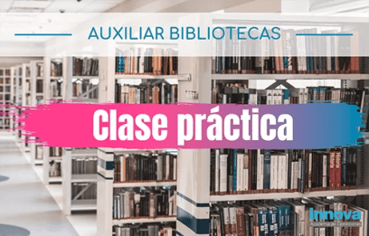 oposiciones auxiliar de biblioteca madrid