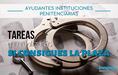 oposiciones funcionario de prisiones