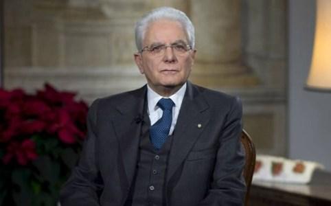 Presidente della Repubblica Mattarella